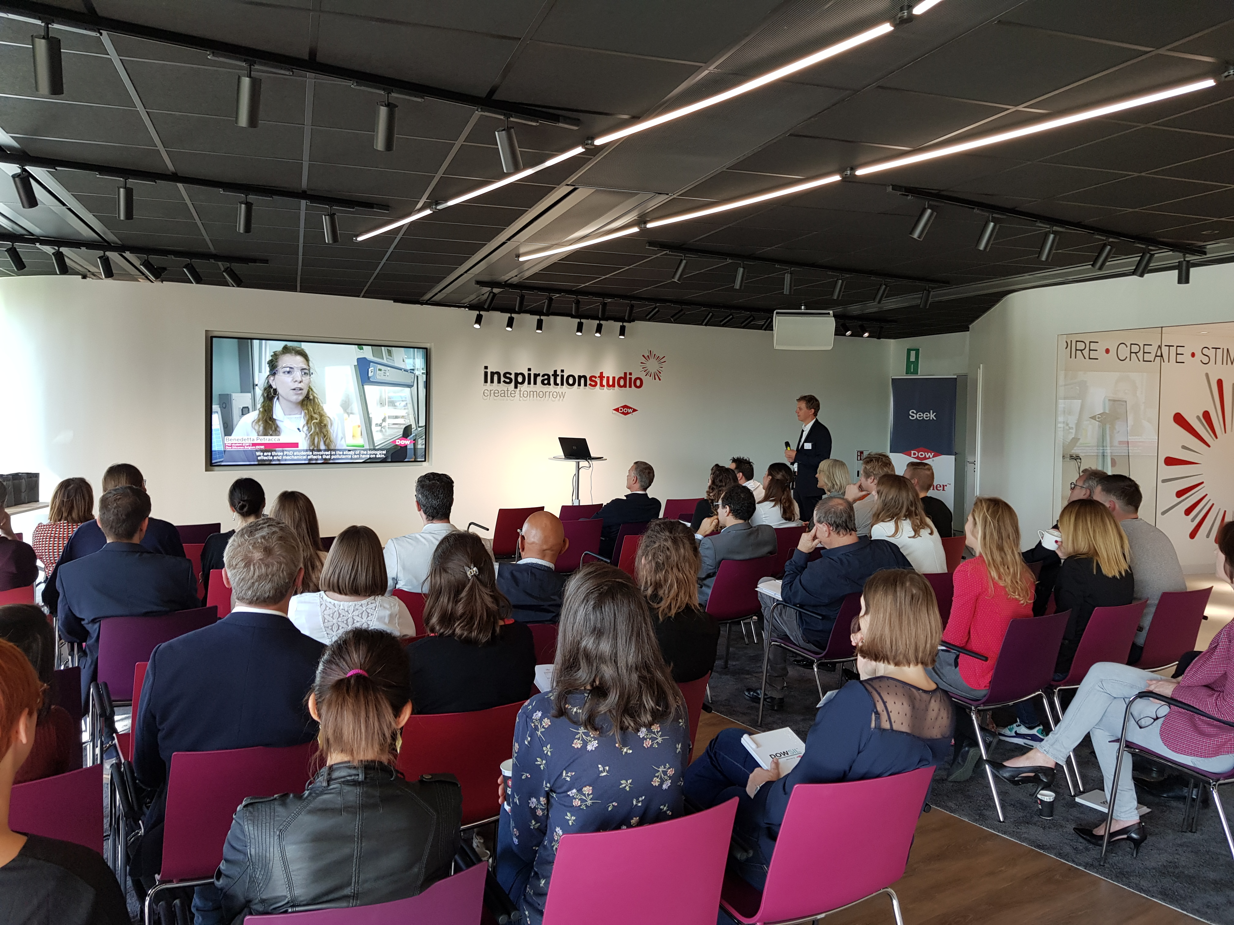 Official launch of the CITYCARE video